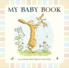 Guess How Much I Love You: My Baby Book, McBratney, Sam, New,