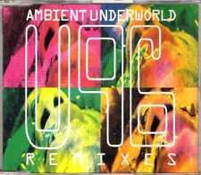 U96 - Ambient Underworld (Remixes) - CDM - 1992 - Trance 4TR French Release
