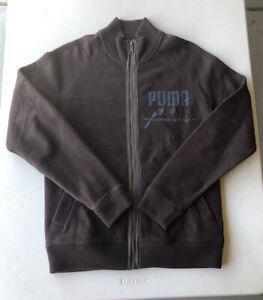 Men's PUMA Full Zip Jacket Pre-Owned Size M