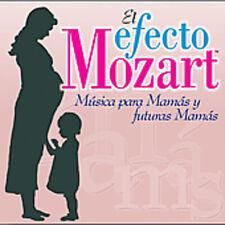 Efecto Mozart-Musica - Efecto Mozart: Musica Para Mamas & Futuras / Various [New