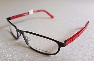 "309€ ** PORSCHE Design ""P'8161"" - eyeglasses frame (NEUF)"
