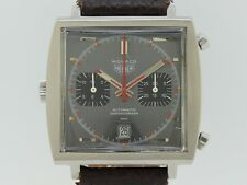 Collector Heuer Vintage Monaco Chronograph Automatic Steel 033