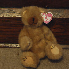 TY BEANIE BABY Cody, Sweet As Honey Brown Bear, With Tag (2003 Bear)