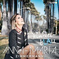 ANNA-MARIA ZIMMERMANN - HIMMELBLAU   CD NEW+