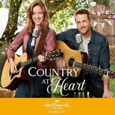 COUNTRY AT HEART DVD 2020 HALLMARK MOVIE (Disc Only) Jessy Schram