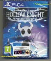 Hollow Knight (inc 4 Giant content packs) 'New & Sealed'   *PS4(Four)*