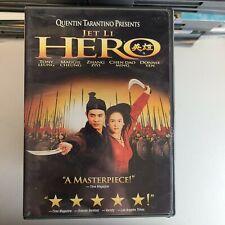 Hero Jet Li Quentin Tarantino Presents 60% Off 4+ Dvd $2 Each