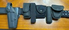 Police/Security Guard belt with accessories