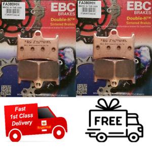 YAMAHA FZ1 / FAZER 2006 to 2015 EBC Sintered FRONT Disc Brake Pads FA380 X2 SETS
