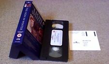 THE LION IN WINTER UK PAL VHS VIDEO 1998 LTD 30th Anniversary w/ FILM POSTER