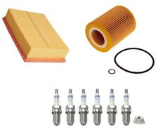 Service Kit For BMW 3 Series E36 320i 323i 328i Air Oil Filter Bosch Spark Plugs