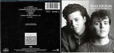 Tears For Fears Cd album (digitally mastered vers,) - Songs From The Big Chair