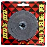 Pro's Pro Tennis / Squash Racquet Head Protection Tape - 5m Roll