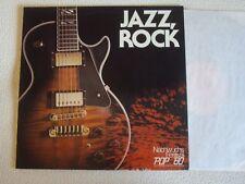V.A. - Jazz Rock Nachwuchs Festival Pop '80 Deutsche Phono Akademie LP CBS 1980
