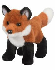 "Douglas Bushy Red Fox Plush Toy Stuffed Animal 10"" Cuddle Soft Child Kids NEW"