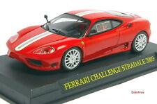 modellino Ferrari Challenge-Stradale 2003 1:43