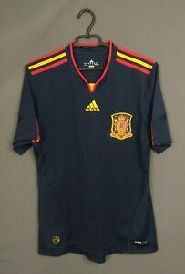 Spain Jersey 2010 2011 Away MEDIUM Shirt Soccer Football Adidas ig93