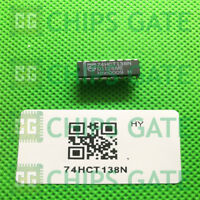 7PCS 74HCT138N Encapsulation:DIP,3-to-8 line decoder, demultiplexer;
