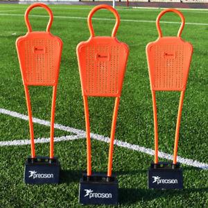 Precision Mini free kick mannequins - junior football dummies for home training