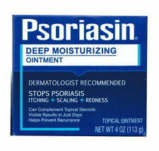 Psoriasin Multi-Symptom Psoriasis Relief Ointment 4oz 072959780043DT