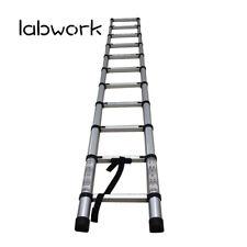 Step Ladder Extension Telescoping Lightweight Portable Telescopic 105ft