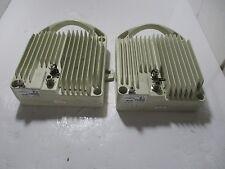 KIT of 2 Ceragon RFU-CXm-15-420-1W8-TL/H 01-C15003L1 01-C15003H1