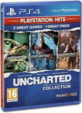 Uncharted Collection PS5 PS4 PlayStation 5 4 Game New & Sealed