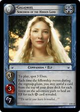 LOTR TCG Galadriel Sorceress of the Hidden Land x3 13R15 Lord of the Rings NM x3