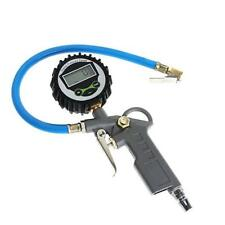 Car Digital Truck/Vehicle Air Tire Pressure Inflator Gauge LCD Dial Meter Tester
