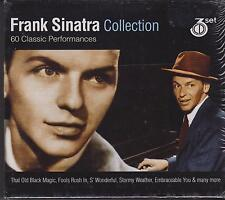 FRANK SINATRA COLLECTION on 3 CD'S -  NEW -
