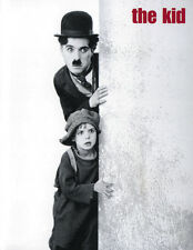 The Kid (1921) Charlie Chaplin movie poster print 3