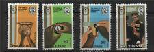Swaziland 1981 D of E Award Scheme SG 385/8 MNH