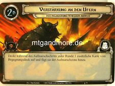Lord of the Rings LCG - 1x rinforzi lungo le rive #073 gli eredi di Numenor