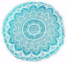 Mandala Outdoor Cushion Covers Indian Large Euro Sham Bohemian Euro Sham Cases