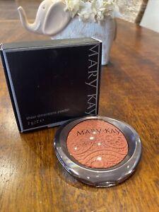 Mary Kay Sheer Dimensions Blush - Coral - Brand New!!
