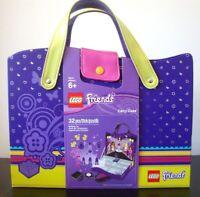 LEGO Friends - Rare - Friends Carry Case 850597 - New