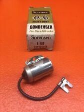 Mini Blinker LED Soto schwarz klar für Kreidler Supermoto 125DD QM125GY-2B ASD