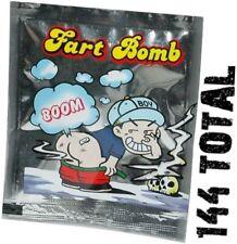 (144 ) Fart Bomb Bags Stink - gag prank joke noise trick - wholesale (12 dozen)