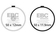 FIT SUZUKI GS 1000 HC/EC/EN/SN 78>80 EBC FRONT ORGANIC BRAKE PADS