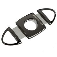 Zederkoff Z-Rated Guillotine Cigar Cutter - Up to 60Rg - IN GIFT BOX - New