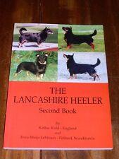 Rare Lancashire Heeler Dog Book By Kathie Kidd / Lehtinen 1St 2002 Priv Printed