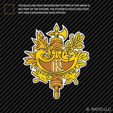 French National Emblem Sticker Decal Self Adhesive Vinyl France flag FRA FR