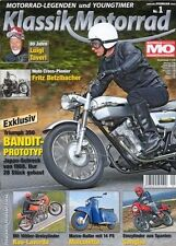 KM1001 + TRIUMPH 350 Bandit + MAICOLETTA + SANGLAS + MO Klassik Motorrad 1 2010