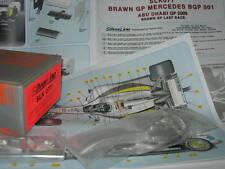 SilverLine Tameo 1:43 KIT SLK 077 Brawn GP Mercedes BGP 001 Abu Dhabi GP 2009