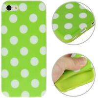 Étui de Portable Protection contre les Rayures à Pois Design Pour IPHONE 5c Top