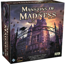 Mansions of Madness 2nd Edition Board Game Sealed Brand New FFG Fantasy Flight