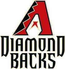 ARIZONA DIAMONDBACKS Vinyl Decal / Sticker ** 5 Sizes **