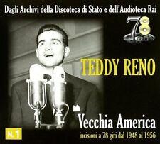 CD musicali musica italiana America