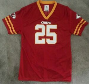 New Kansas City Chiefs #25 Charles Jersey Official NFL Players 2XL Youth 20