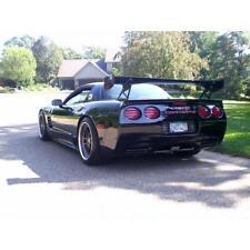APR Performance Carbon Fiber GTC-300 Adjustable Wing Spoiler Corvette C5 97-04